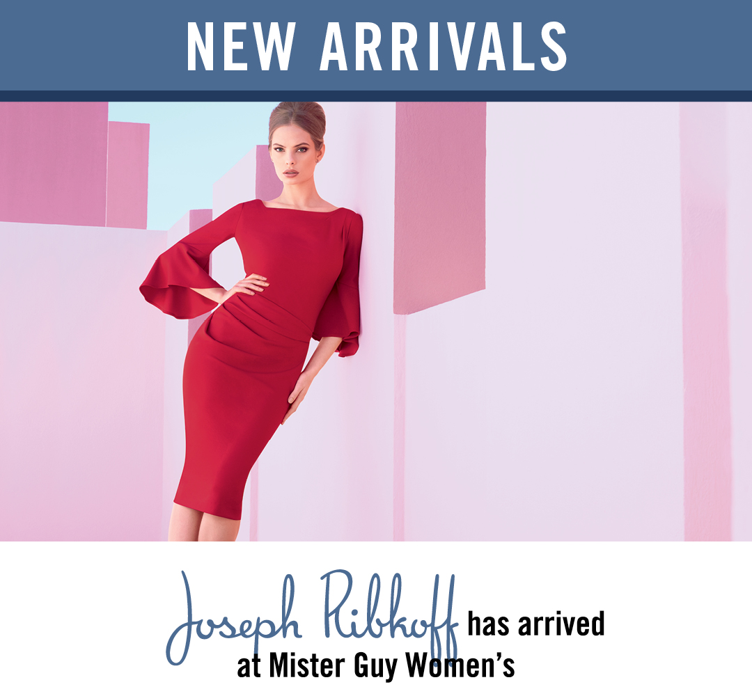 Joseph Ribkoffhas New Arrivals