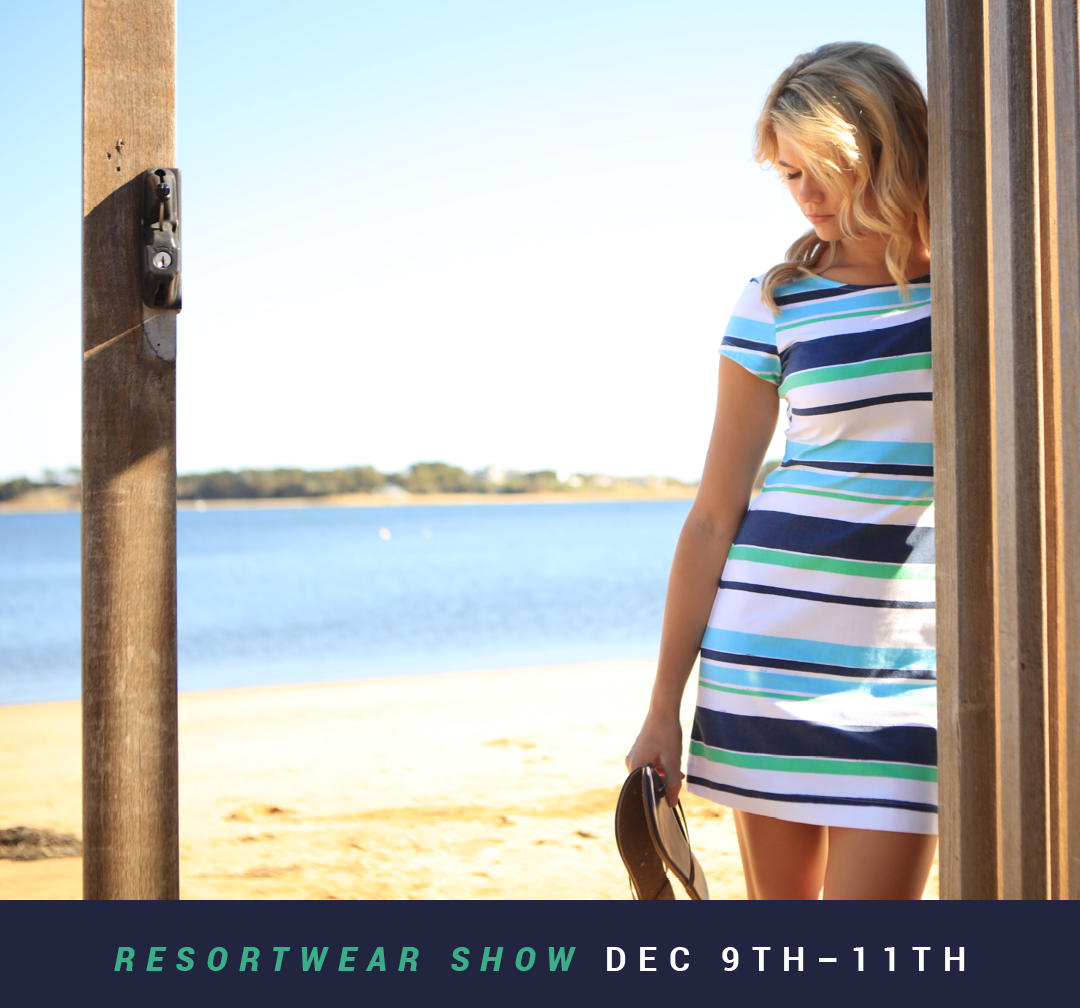 Resortwear Trunk Show December 9th, 10th, and 11th