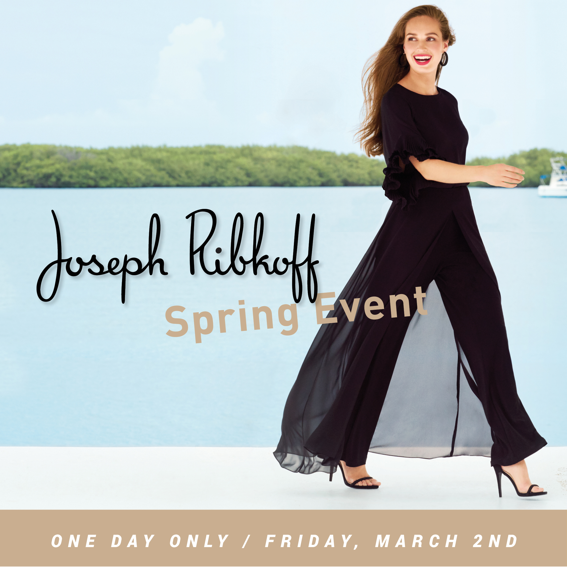 Joseph Ribkoff Spring Event