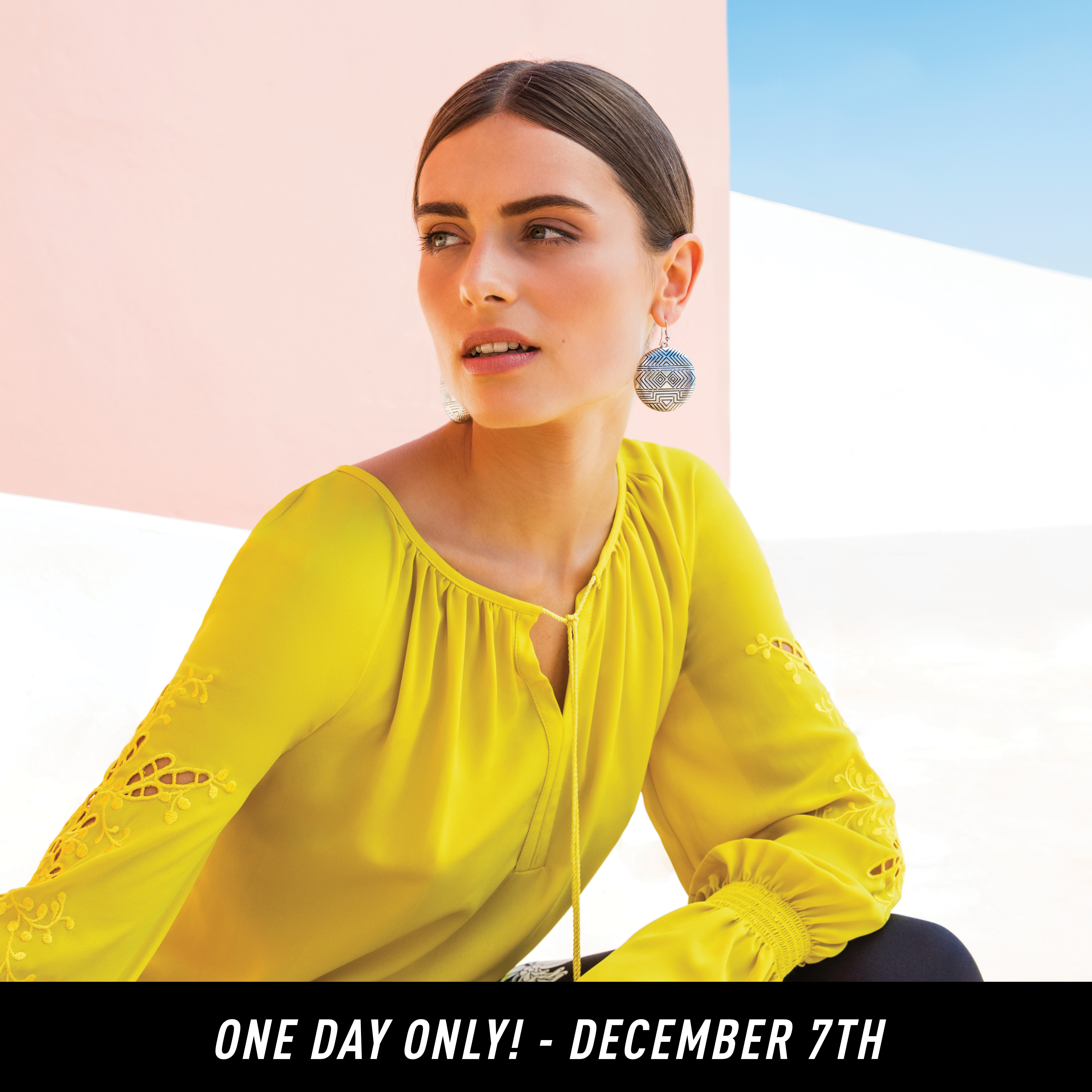 One Day Show – December 7th ONLY!