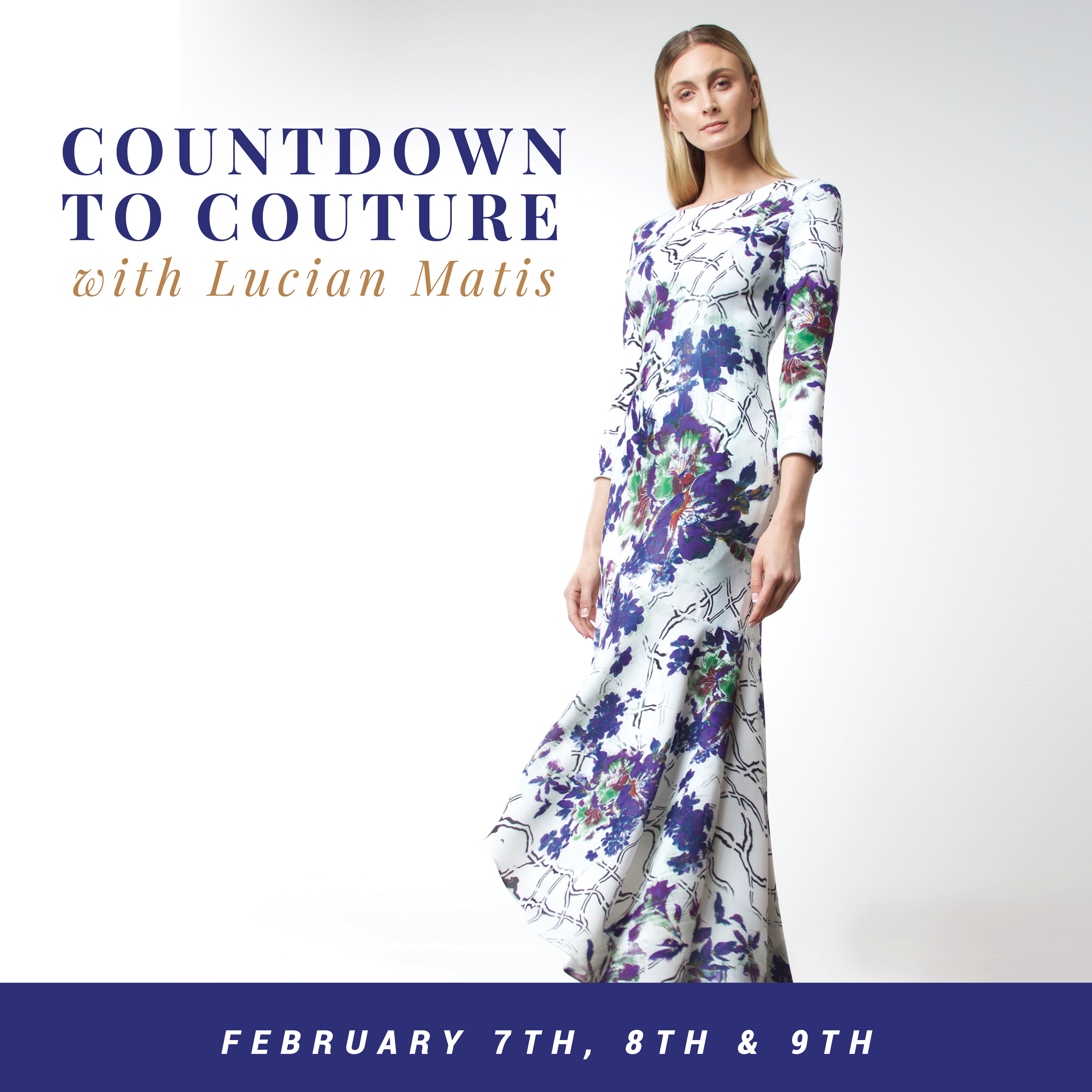 Countdown to Couture Event
