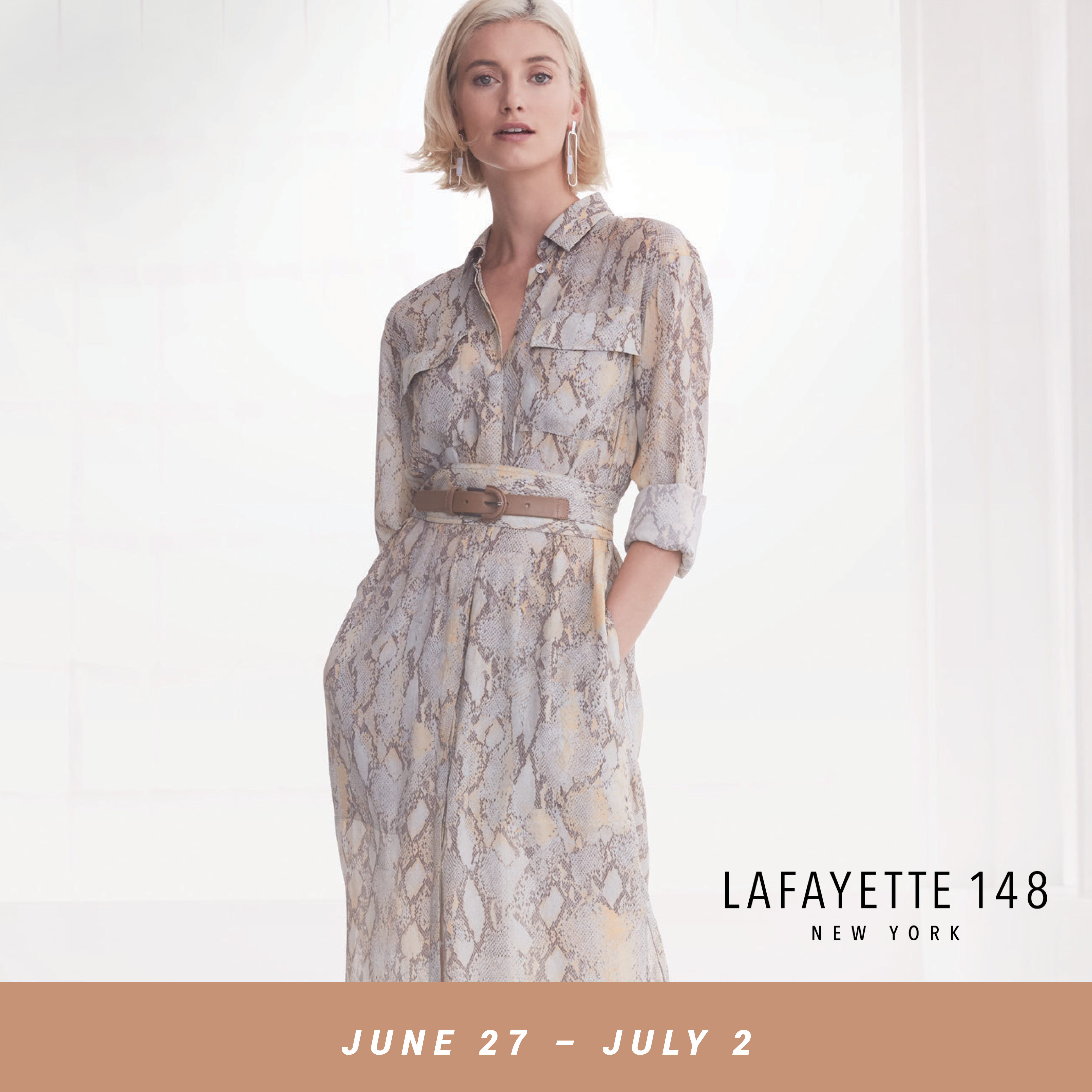 Lafayette 148 Pre-Fall 2019 Trunk Show