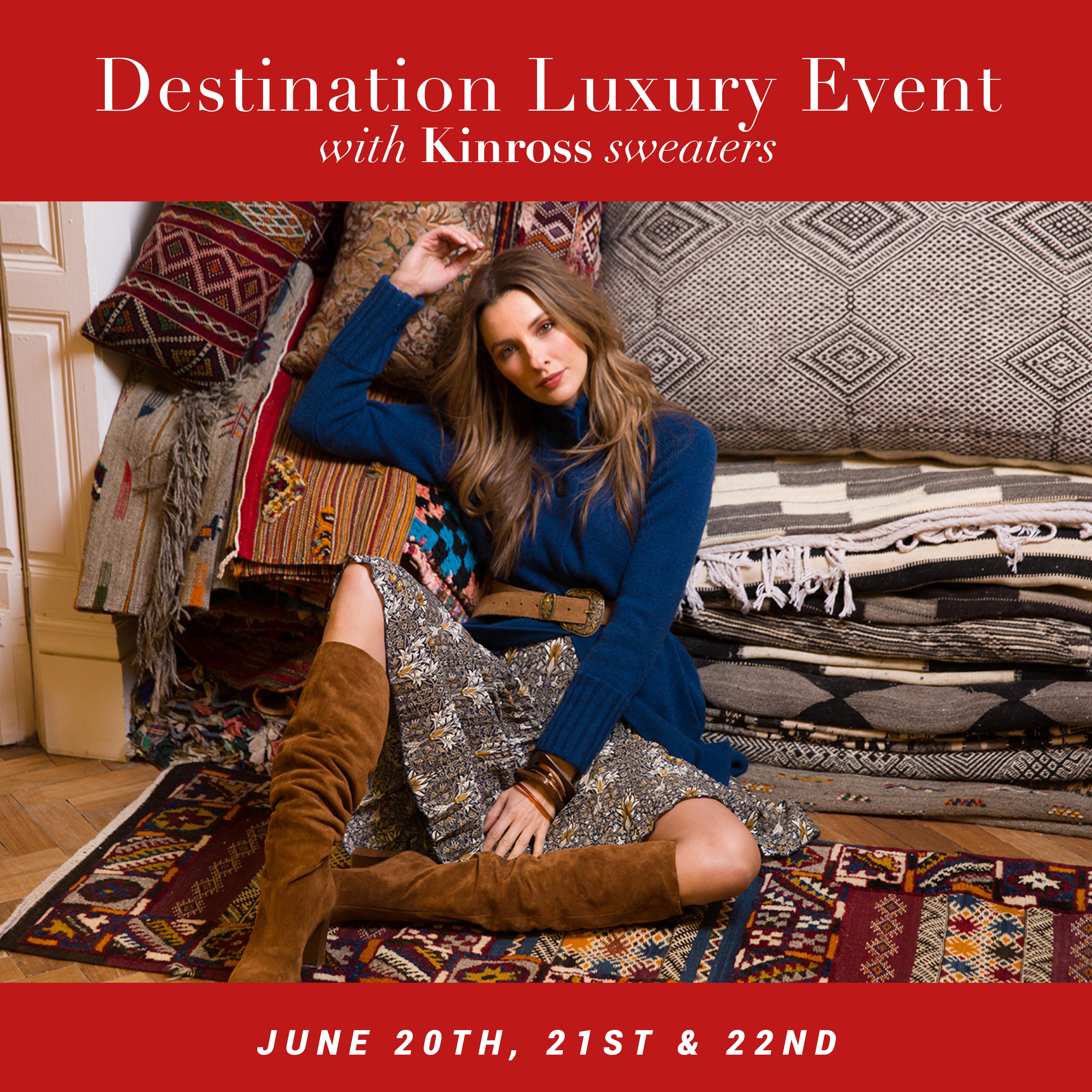 Destination Luxury Event