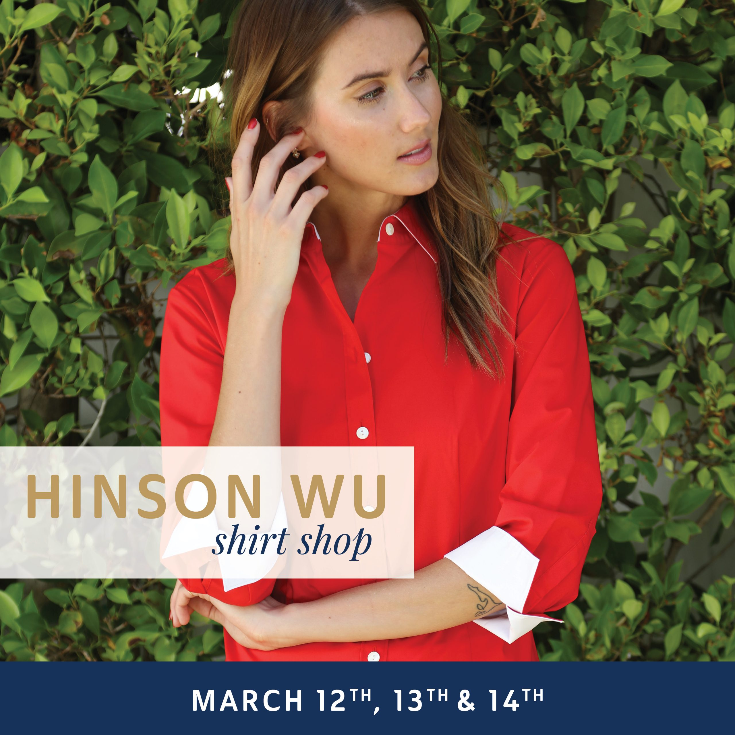 Hinson Wu Trunk Show