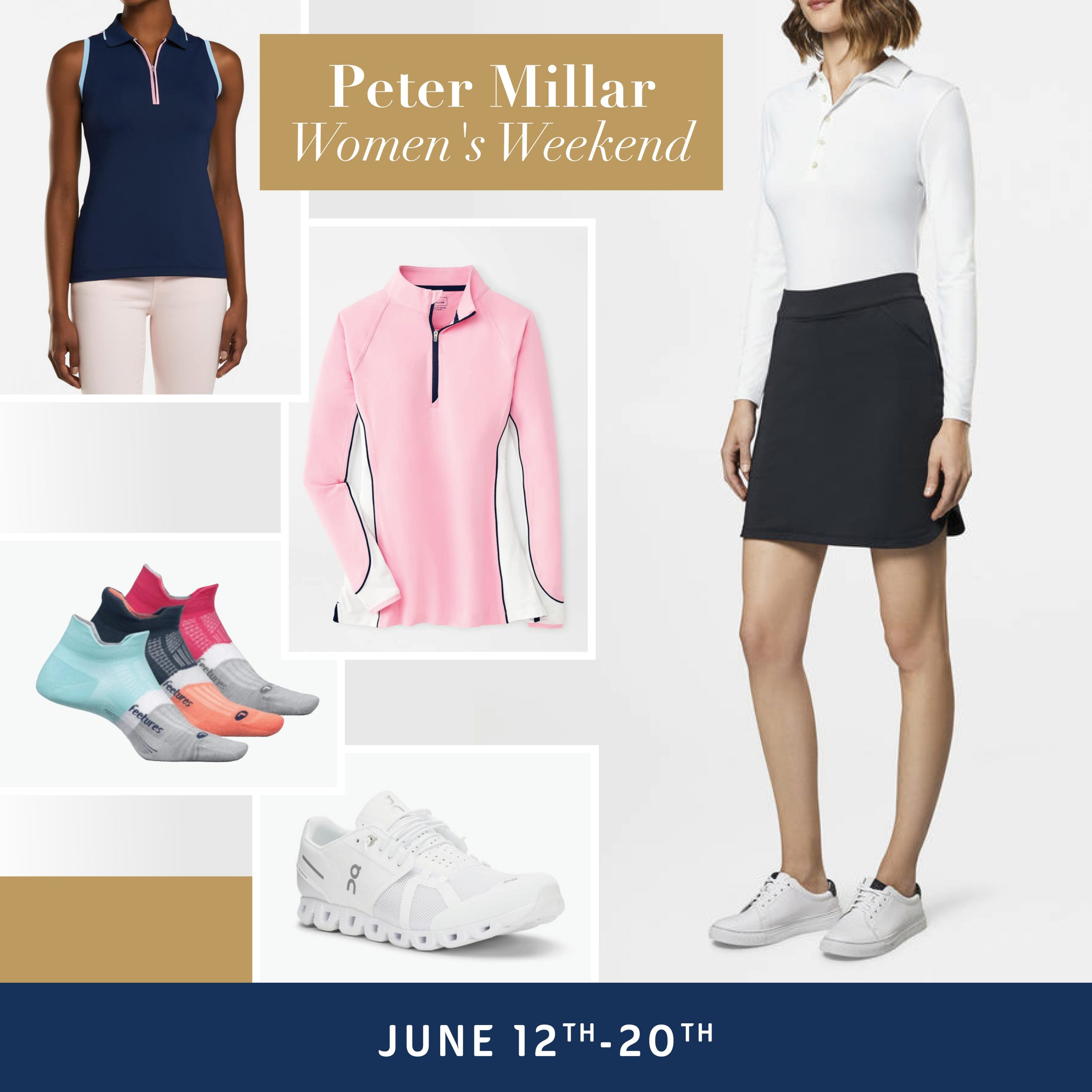 Peter Millar Women's Weekend