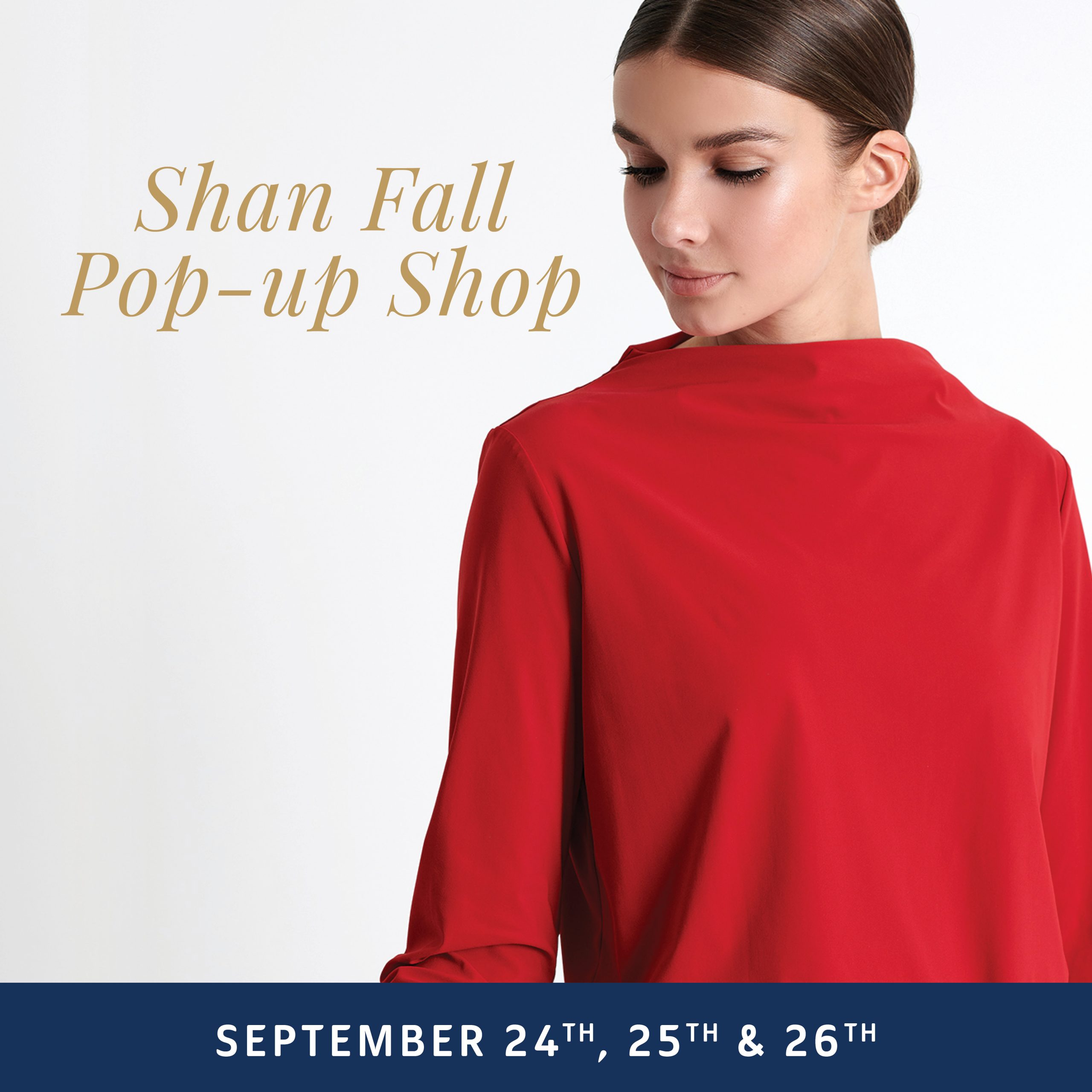 Shan Fall Pop-up Shop