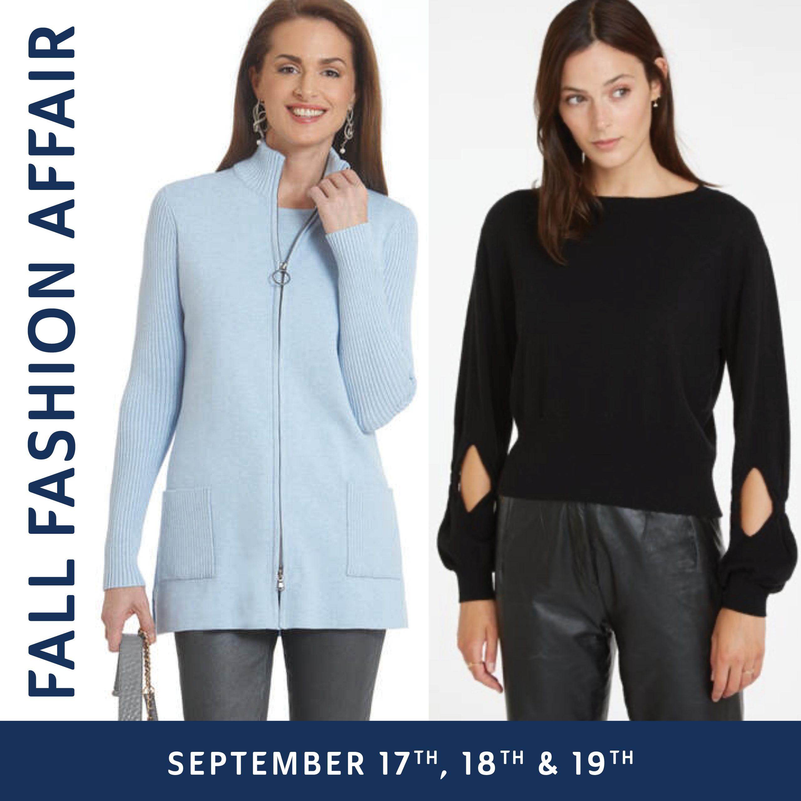 Fall Fashion Affair