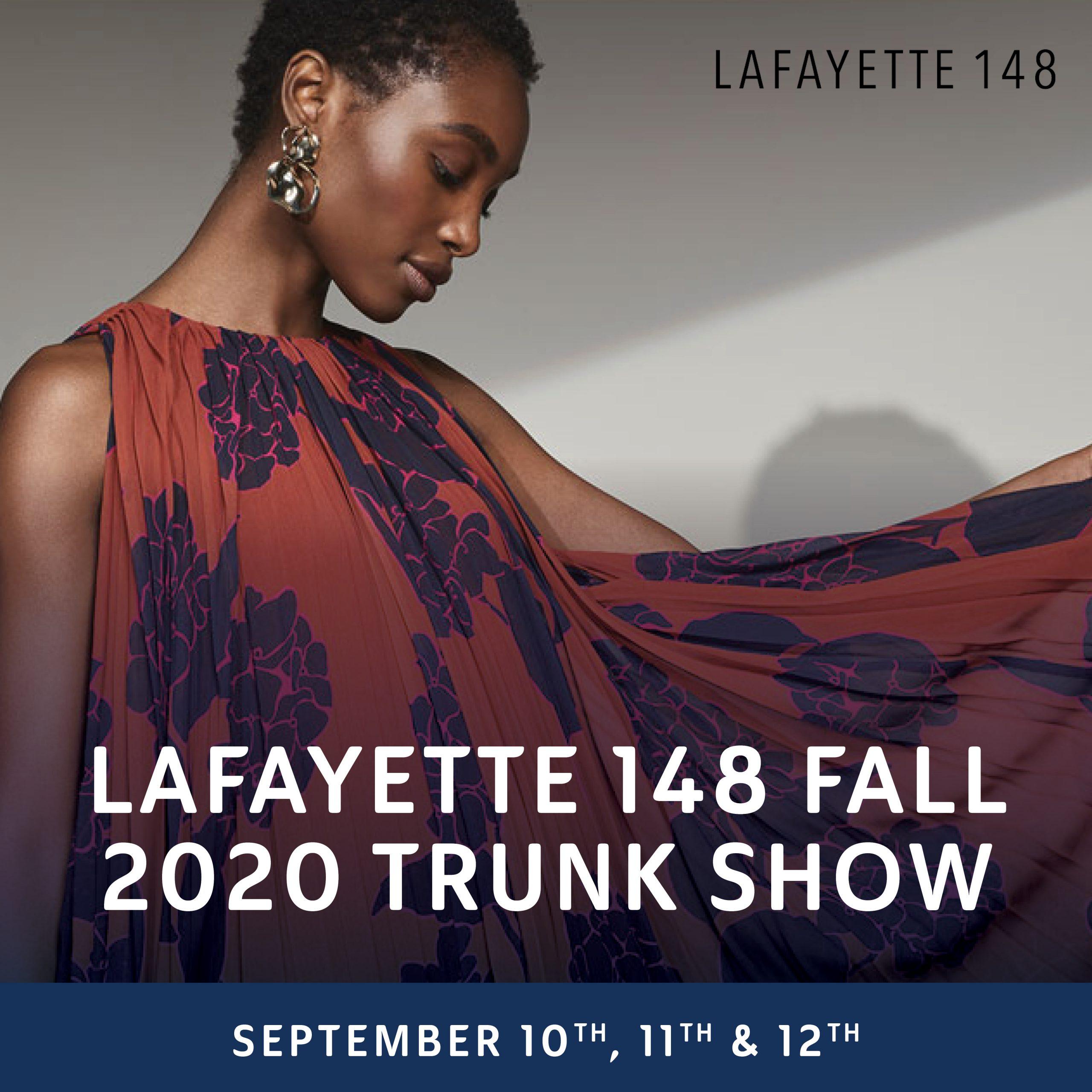Lafayette 148 Trunk Show