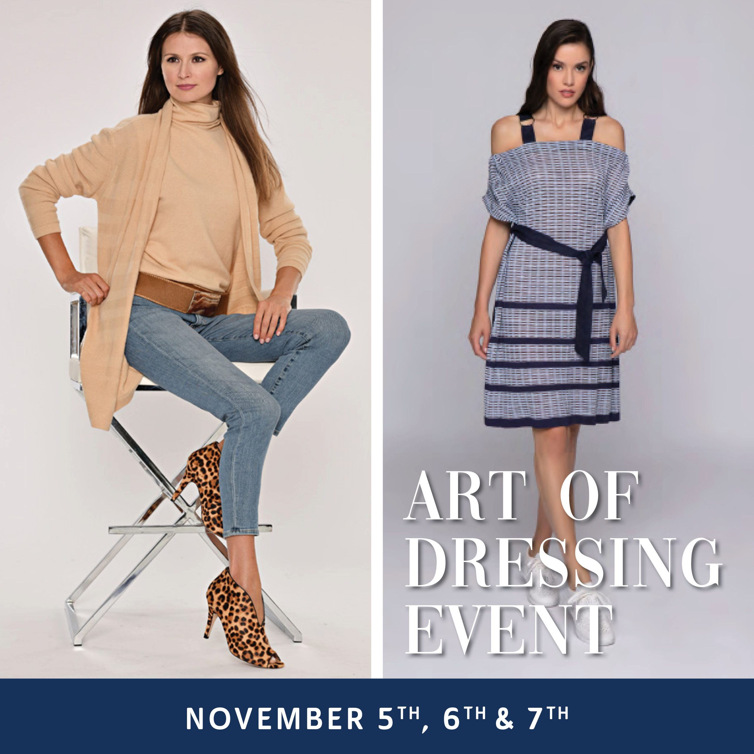 The Art of Dressing Event