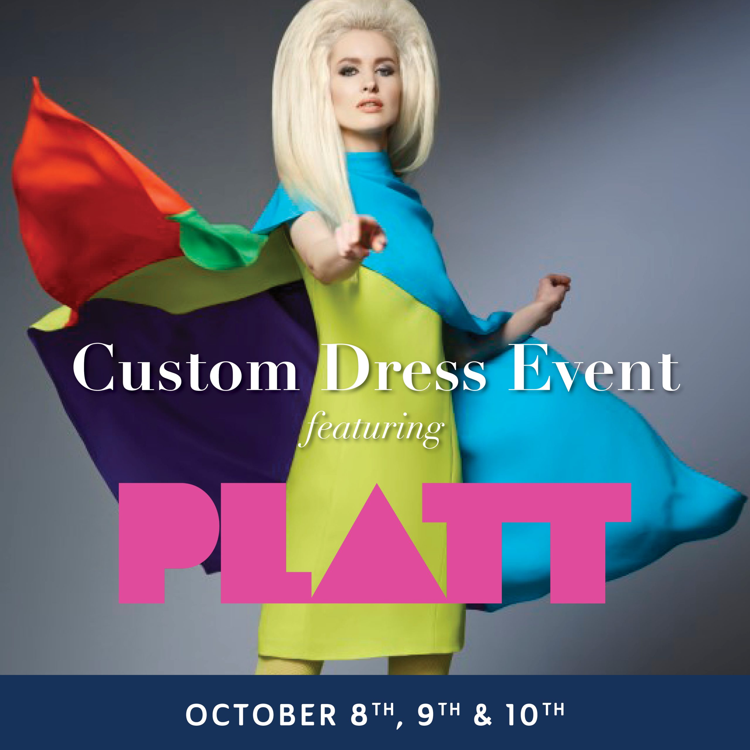 Custom Dress Event