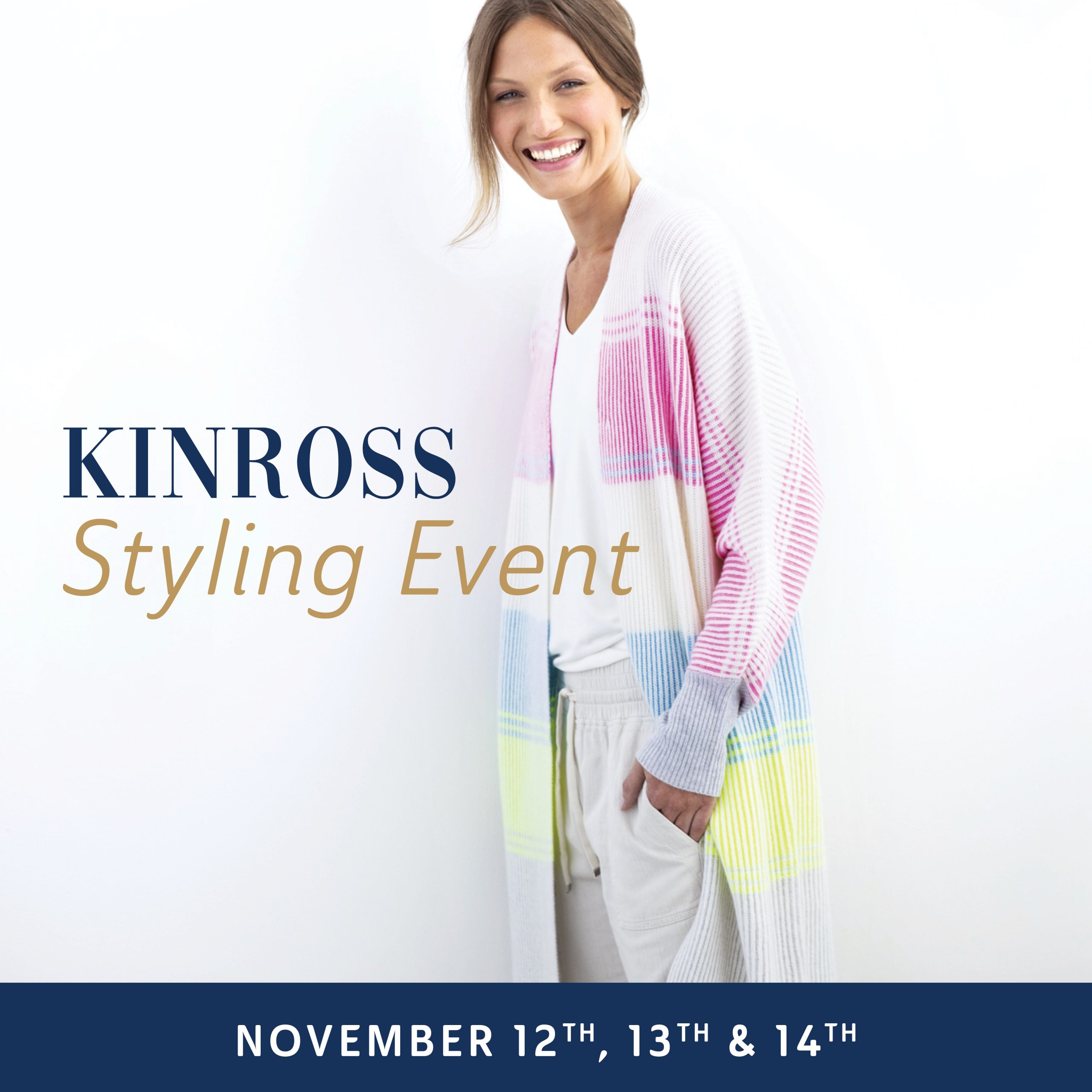 Kinross Styling Event