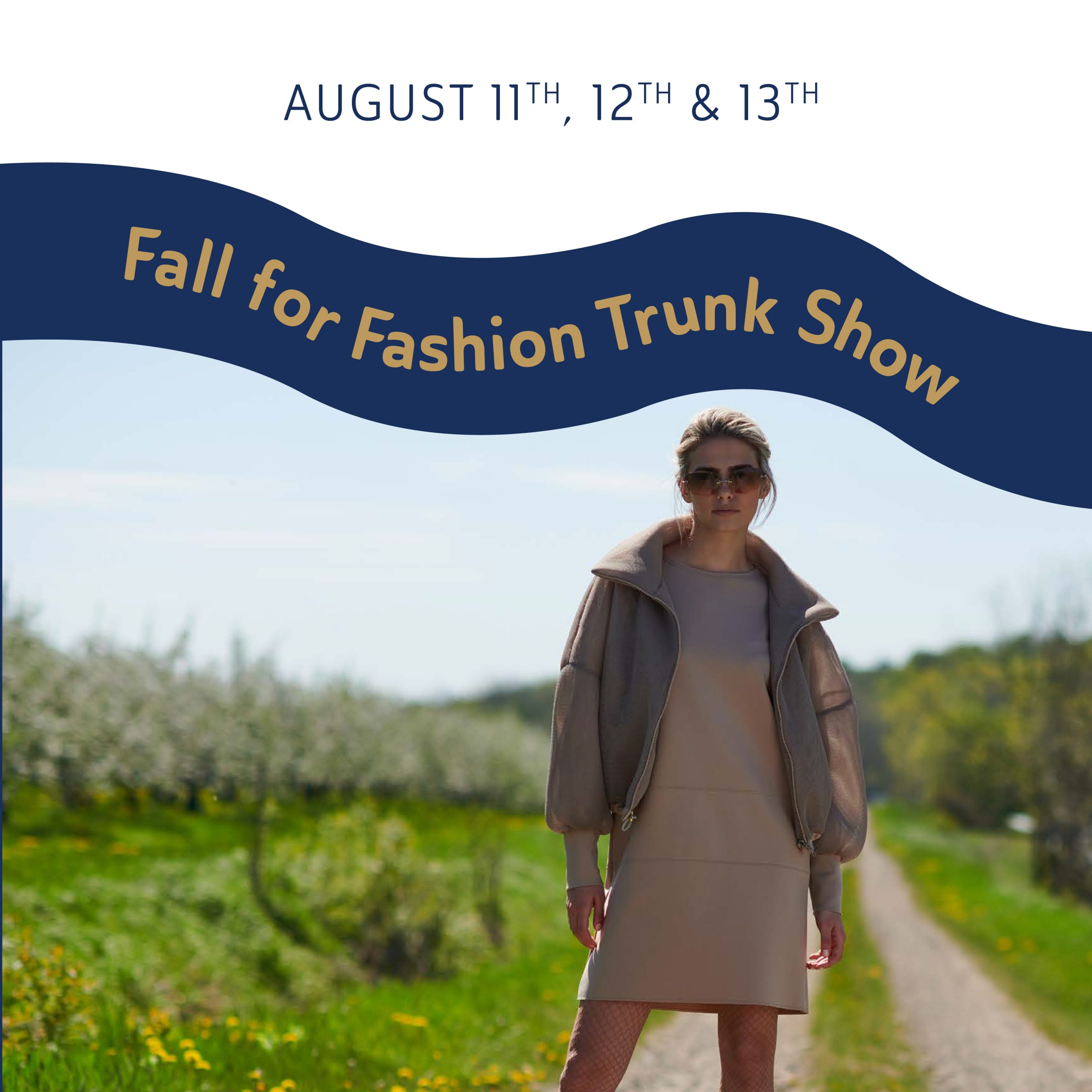 Fall for Fashion Trunk Show