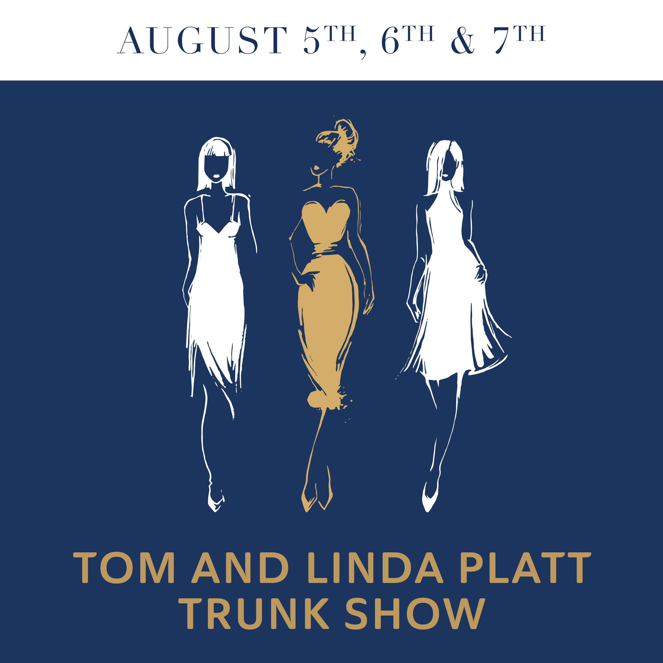 Tom and Linda Platt Trunk Show